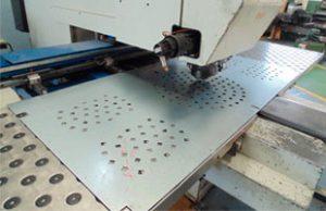 Empresa de fabricación de chapa metálica