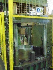 Prensa hidráulica de 250 toneladas