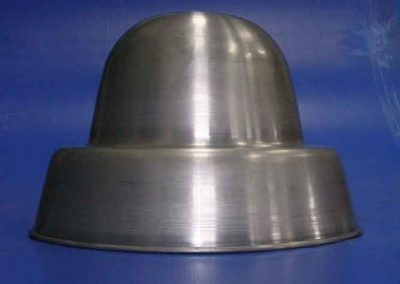 Ventilador de tejado lateral